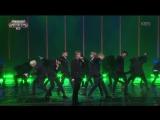 2017 KBS Music Festival BTS  - Not Today  2017/12/29 (1)