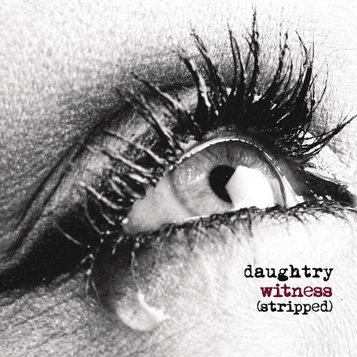 Daughtry альбом Witness (Stripped)