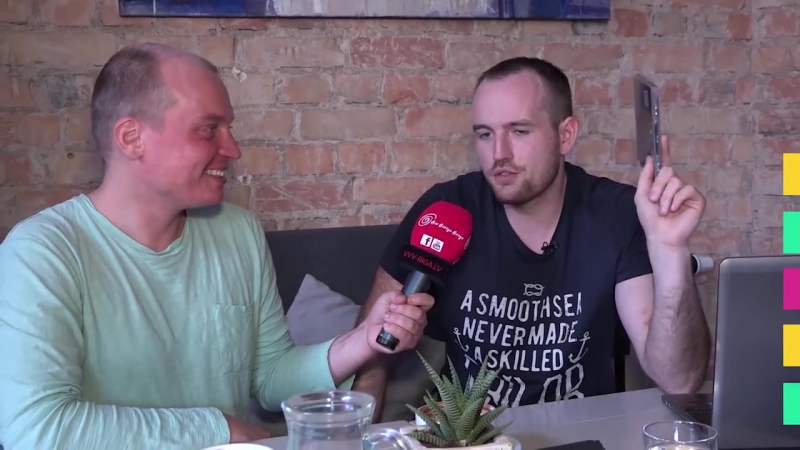 The Rigans Interview Все Всегда Везде