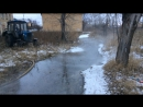 """""""Река кипятка"""" коммунальная авария на Ватутина, 50 в Нижнем Тагиле"""
