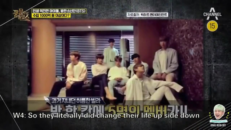 [VIDEO] BTS income is more than 100billion won