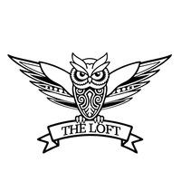 Логотип THE LOFT / Кальянная Саратов / INFO 531118