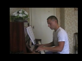 Наргиз - Ты моя нежность (я за пианино)