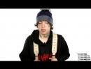 Lil Xan рассказывает о татуировках, криминале и расовых предрассудках (Переведено сайтом Rhyme.ru)