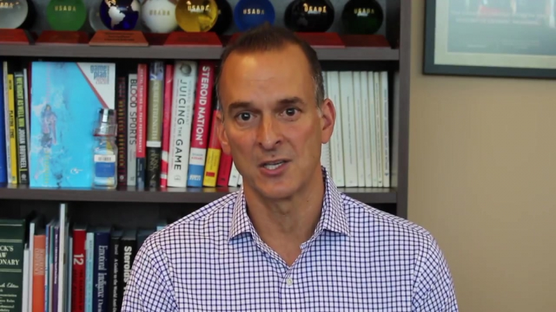 Supplement Warning- USADA CEO Travis T. Tygart reminds athletes about the risks associated with ostarine in supplements.