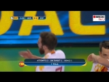 06.02.18 Чемпионат Европы 2018 Футзал Украина - Испания Pola 0-1