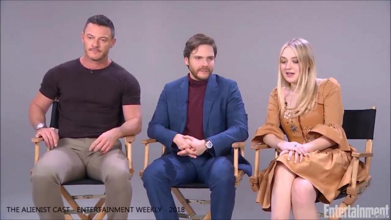 Luke, Daniel and Dakota talking about how The Alienist Is Set in 1896 But Is Still Relevant in 2018 - part 3