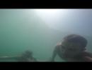 Черное море 2017 под водой