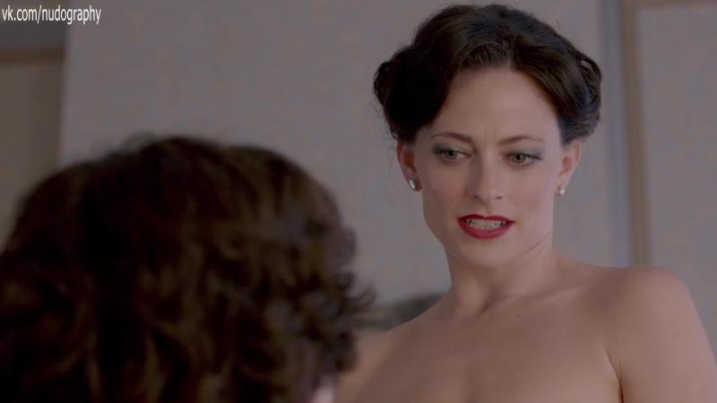 Лара Пулвер Lara Pulver голая в сериале Шерлок Sherlock 2012 s02e01 1080p