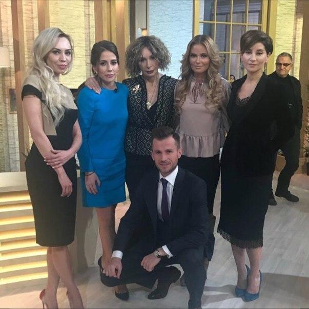Дана Борисова может заменить Ольгу Бузову на Первом