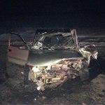 Водители чудом выжили в ДТП под Альметьевском (фото)