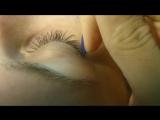 @):- Кристина классическое наращивание ресниц