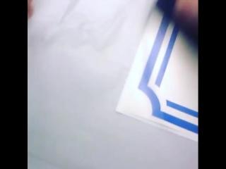 Делаю таблички  с ретросмыслом под ретромузыку. #артракурс #табличкиназаказ #рекламаиркутск