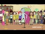 The Rick Dance Rick and Morty Adult Swim