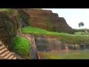 Нераскрытая тайна древности загадочный гранитный бассейн на вершине Сигирии Шри Ланка