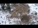 [Видео от SoLiDa] ПИР бомжа в России на 5 $. Зимний ОБЕД на природе!