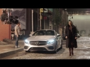 Justice League- Making-of – with the E-Class Cabriolet  Vision Gran Turismo