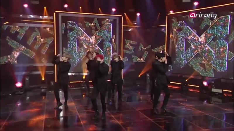 [VK][15.12.17] MONSTA X - DRAMARAMA @ Simply K-Pop
