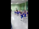 контрольный урок по акробатике 3-4 года