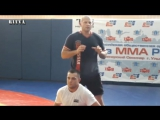 Фёдор Емельяненко - как правильно делать удушающий