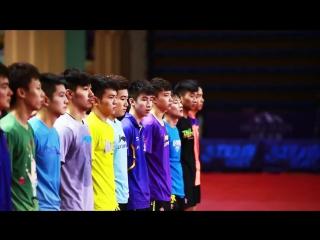 Так тренируется сборная Китая: смотреть всем!
