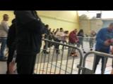 Wayclub en Вайклуб в пути на чемпионат Юг Франции по боксу в Салон . Приготовьте лёд , будет жарко)