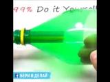 Как сделать вентилятор из пластиковых бутылок.