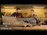 Master & Apprentice: Monster Hunter: World - Jaw Blade   Rooster Teeth
