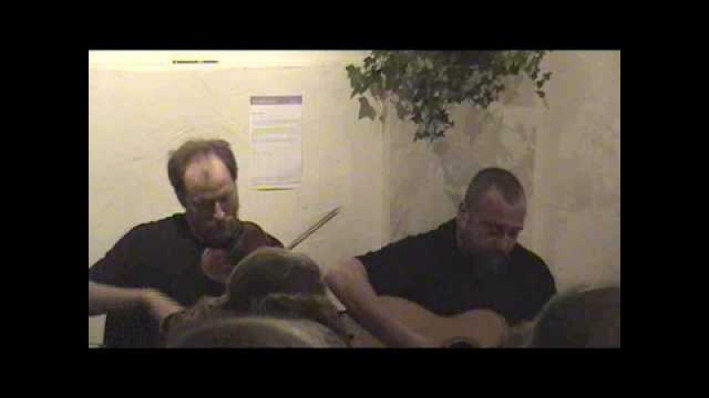 The Golden Keyboard and Eileen Curran - Ben Paley Tab Hunter - Brighton Acoustic Session
