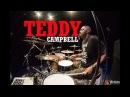 Teddy Campbell TamTam DrumFest Sevilla 2017 Yamaha Drums