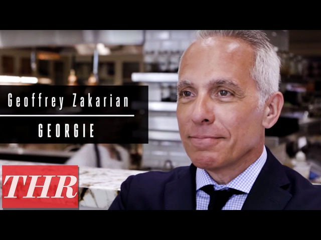 THR Eats ft. Georgie's Geoffrey Zakarian of Beverly Hills Letting The Food Speak for Itself