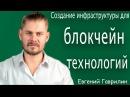 Создание инфраструктуры для блокчейн технологий на примере майнингового центра Евгений Гаврилин