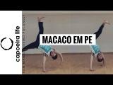 How to MACACO EM PE Florieo Tutorial Series Capoeira Life Show