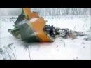 Следственный комитет РФ Упавший вПодмосковье Ан-148 взорвался при ударе оземл ...
