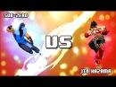 Jin Kazama VS Sub-Zero.