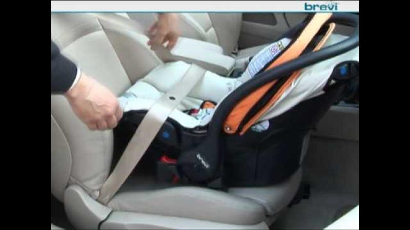 Brevi SMART SILVERLINE Auto 0-13 kg