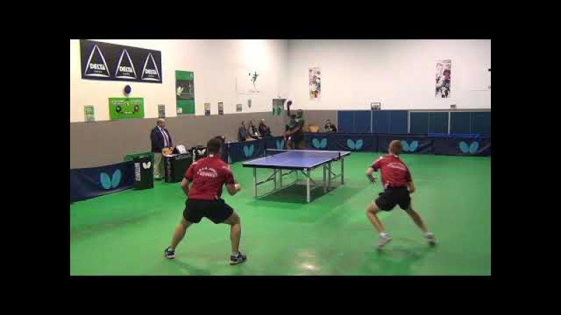 Bukin/Bruno-Aruna/Abiodun TAble tennis portugal
