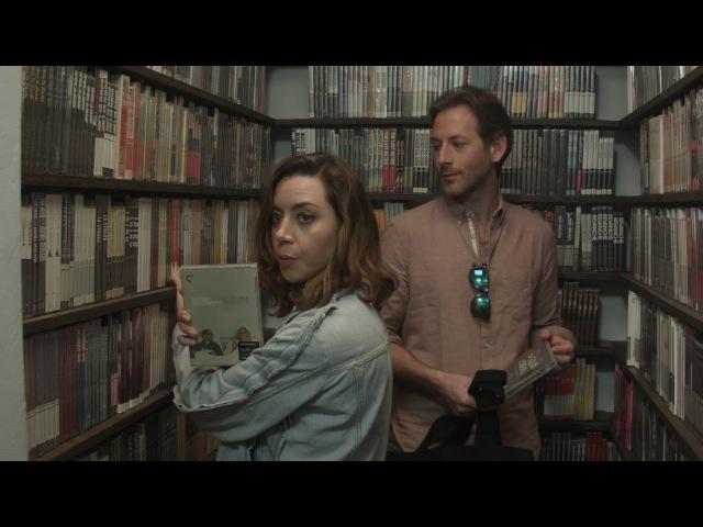 Aubrey Plaza and Jeff Baena's Closet Picks