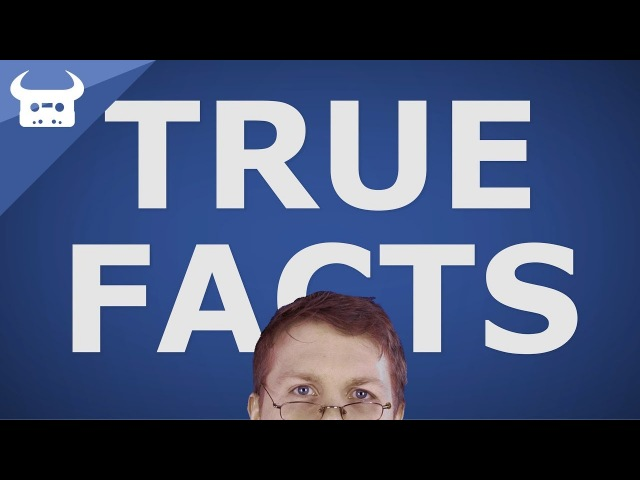 TRUE FACTS (response to JT Music's fact rap challenge)