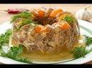 РУССКИЙ ХОЛОДЕЦ и АРМЯНСКИЙ ХАШ (похмельный суп) НОВОГОДИЕ ТРАДИЦИОННЫЕ БЛЮДА