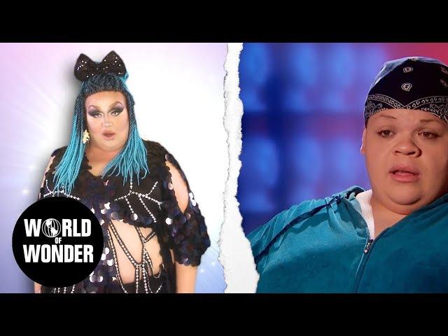 Eureka O'hara's Top 5 Big Boned Gals from RuPaul's Drag Race