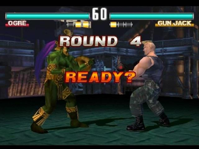 Tekken 3 Online Vs S.E.R.A.F.I.M. BOLO