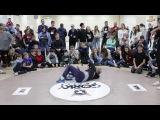 ЯжеВика vs B-Girls Battles Gorky Battle 9