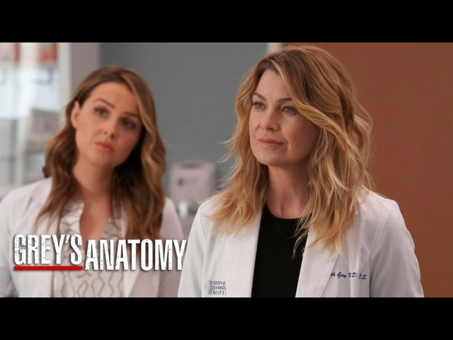 "Анатомия страсти Grey's Anatomy 14x14 ""Games People Play"" Promotional Photos"
