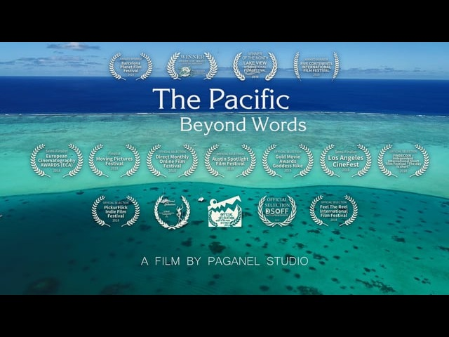 The Pacific. Beyond words. Бора-Бора...