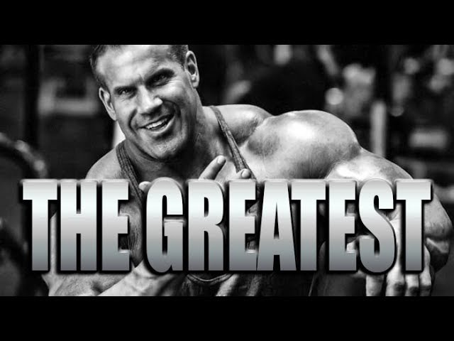 Jay Cutler - GREATEST ATHLETE