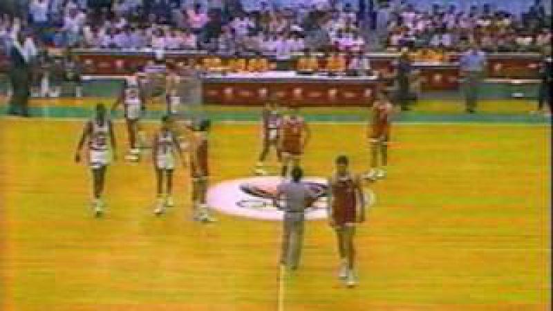 1988 Olympics Basketball USA v. USSR (part 7 of 7)
