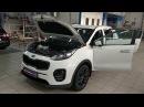Чип-тюнинг KIA Sportage 2017 года с бензиновым двигателем 2.0 150 лс