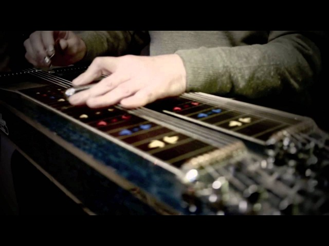 Pedal Steel Guitar player Ray Hill plays Seven Come Eleven At VALVETASTIC STUDIO