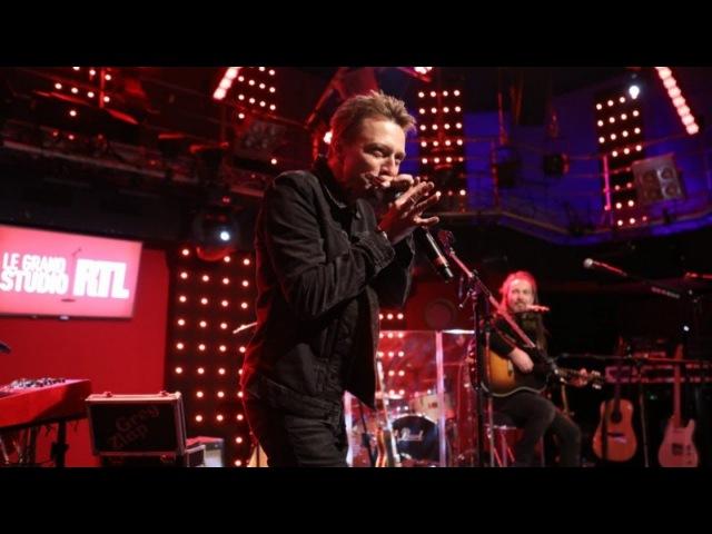 Greg Zlap - Lhomme à lharmonica (LIVE) Le Grand Studio RTL